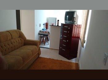 EasyQuarto BR - Alugo quarto em apartamento - Piracicaba, Piracicaba - R$ 600 Por mês