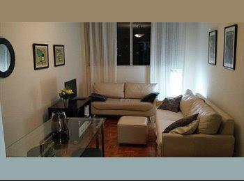EasyQuarto BR - Alugo quarto na  Bela Vista - Bela Vista, São Paulo capital - R$ 1.500 Por mês