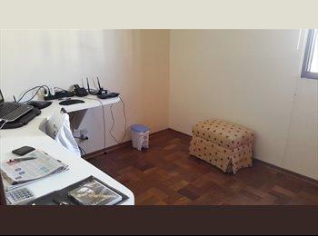 EasyQuarto BR - Tenho uma Quarto com banheiro(suíte) - Piracicaba, Piracicaba - R$ 750 Por mês