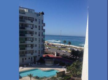 EasyQuarto BR - Praia da Barra - Barra da Tijuca, Rio de Janeiro (Capital) - R$ 1.400 Por mês