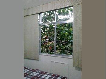 EasyQuarto BR - Alugo quarto em apto no Grajaú - Grajaú, Rio de Janeiro (Capital) - R$ 900 Por mês
