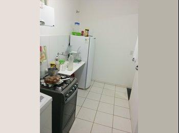 EasyQuarto BR - Quarto e Banheiro Individual - Outros, Goiânia - R$ 600 Por mês