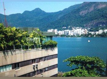 EasyQuarto BR - Apartamentec  confortavel , Rio de Janeiro - R$ 1.500 Por mês