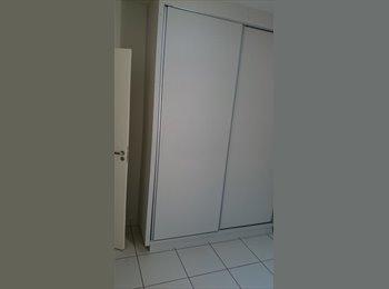 EasyQuarto BR - Alugo quartos em apartamento mobiliado - Setor Central, Uberlândia - R$ 650 Por mês
