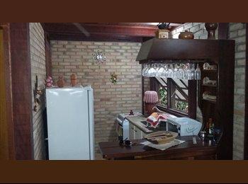EasyQuarto BR - Quarto mobiliado em Itatiba  - bairro nobre - Itatiba, RM Campinas - R$ 900 Por mês