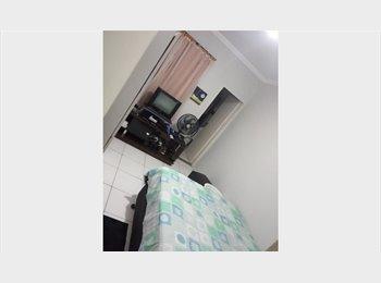 EasyQuarto BR - Aluguel de suite em casa em condomínio fechado - Sorocaba, Sorocaba - R$ 400 Por mês