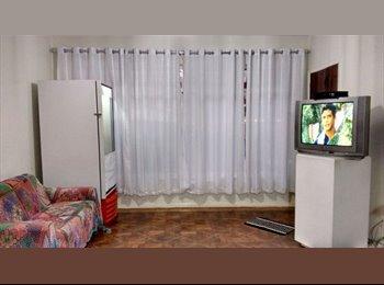 EasyQuarto BR - Suite Individual com ou sem  ar condicionado - Pinheiros, São Paulo capital - R$ 1.950 Por mês