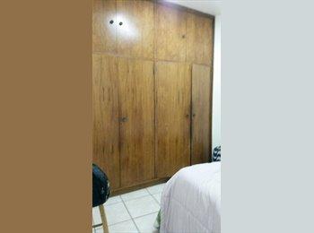 EasyQuarto BR - Alugo quarto no centro de Sorocaba - Sorocaba, Sorocaba - R$ 600 Por mês