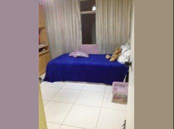 EasyQuarto BR - Aluga quarto na Asa Sul URGENTE - Asa Sul, Brasília - R$ 1.100 Por mês