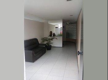EasyQuarto BR - Vamos morar pertinho de tudo e dividir um local ótimo e de vários acessos - Recife, Recife - R$ 500 Por mês