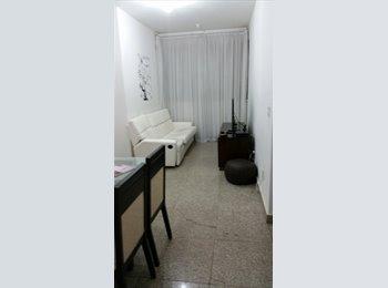 EasyQuarto BR - APTO PARA MOÇAS, 1 VAGA - EXCELENTE LOCALIZAÇÃO - Outros Bairros, Belo Horizonte - R$ 850 Por mês