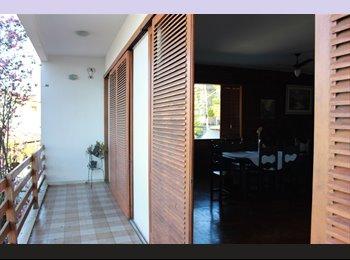 EasyQuarto BR - Casa ampla Jardim Guanabara, somente uma vaga  - Ilha do Governador, Rio de Janeiro (Capital) - R$ 700 Por mês