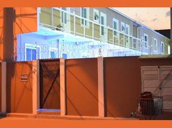 EasyQuarto BR - Kitnet 1 dorm. Ideal para estudantes  - Fragata (Zona Oeste), Pelotas - R$ 590 Por mês