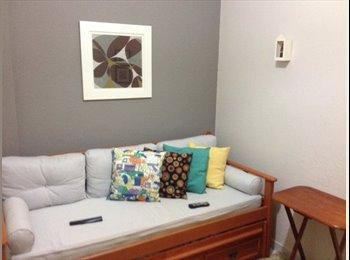 EasyQuarto BR - Lindo apartamento Copa - Copacabana, Rio de Janeiro (Capital) - R$ 1.100 Por mês