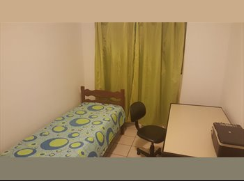 EasyQuarto BR - Alugo o Quarto mais perto da  UFMG - Ouro Preto, Belo Horizonte - R$ 900 Por mês