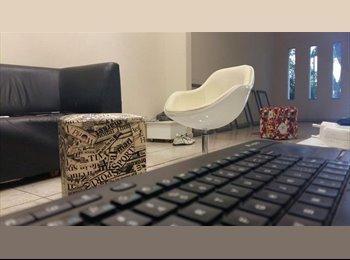 EasyQuarto BR - Vaga em quarto compartilhado em Moema, Proximo ao aeroporto - Moema, São Paulo capital - R$ 550 Por mês