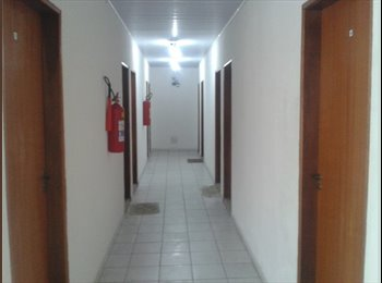 Suites individuais para estudantes