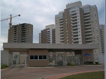 EasyQuarto BR - RESORT Apartamento Jundiaí - Próximo a universidades e rodovias - Jundiaí, RM Campinas - R$ 800 Por mês