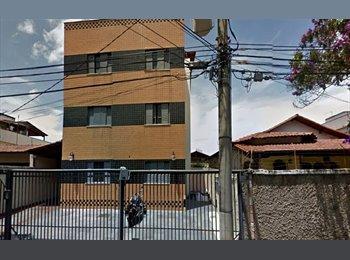 EasyQuarto BR - Quarto próximo a Fleming e UFMG na pampulha - Ouro Preto, Belo Horizonte - R$ 530 Por mês
