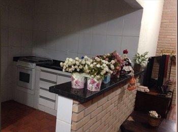 EasyQuarto BR - Quartos tipo suite para locação .  - São José do Rio Preto, São José do Rio Preto - R$ 420 Por mês