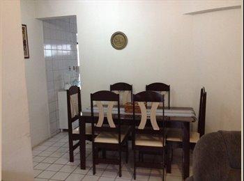 EasyQuarto BR - Procuro mulher para dividir apartamento - Recife, Recife - R$ 1.000 Por mês