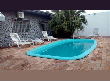 EasyQuarto BR - Hostel Aluga: - Foz do Iguaçu, Foz do Iguaçu - R$ 650 Por mês