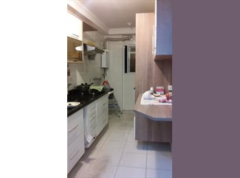 EasyQuarto BR - Divido apartamento - Guarulhos, RM - Grande São Paulo - R$ 800 Por mês