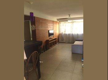 EasyQuarto BR - Apê pequeno, lindo e mobiliado - Recife, Recife - R$ 1.200 Por mês