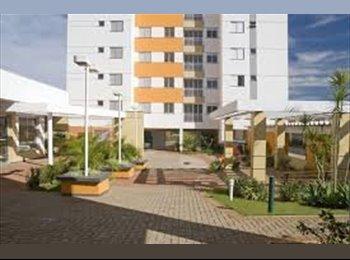 Aluga-se quarto em ap próximo á Pitagoras/Unopar e Uel