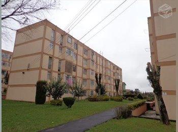 EasyQuarto BR - quarto solteiro mobiliado individual - bairro CAPAO RASO - Outros Bairros, Curitiba - R$ 450 Por mês
