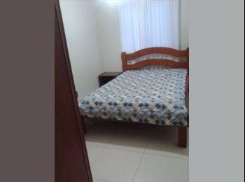 EasyQuarto BR - Quarto individual na 402 norte (quadra residencial) - Asa Norte, Brasília - R$ 1.000 Por mês