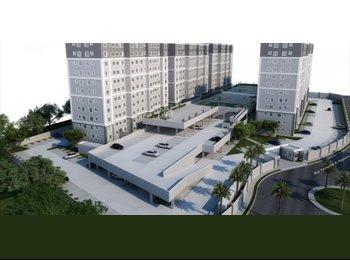 EasyQuarto BR - divido apartamento - São José dos Campos, São José dos Campos - R$ 480 Por mês