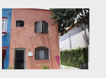 EasyQuarto BR - locar quarto - Pinheiros, São Paulo capital - R$ 1.500 Por mês