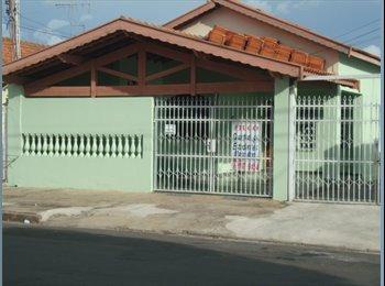 EasyQuarto BR - Alugo Quartos para estudantes da Pós Graduação - Piracicaba, Piracicaba - R$ 650 Por mês
