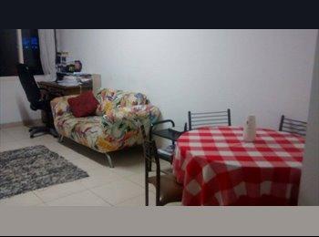 EasyQuarto BR - Vagas para dividir quarto em Pinheiros (opção individual) - Pinheiros, São Paulo capital - R$ 1.100 Por mês