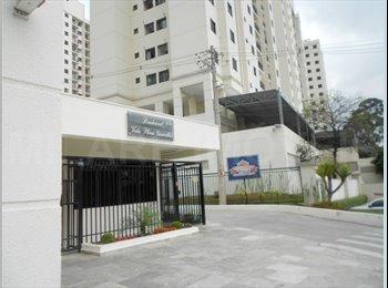EasyQuarto BR - Alugo um quarto em frente ao novo Shopping Maia - Guarulhos, RM - Grande São Paulo - R$ 800 Por mês