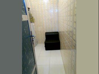 EasyQuarto BR - quarto individual 500,00 area de serviço tijuca metro - Tijuca, Rio de Janeiro (Capital) - R$ 500 Por mês