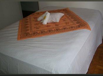 EasyQuarto BR - Alugo um quarto bem localizado em Vl. Olímpia por 1200 - Itaim Bibi, São Paulo capital - R$ 1.300 Por mês