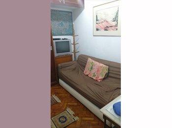 EasyQuarto BR - Suite em Copacabana quadra da praia junto ao metro arco verde - Copacabana, Rio de Janeiro (Capital) - R$ 170 Por mês