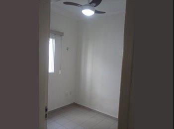 Quarto individual em ótimo apartamento R$500