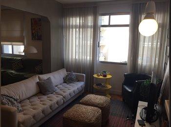 alugo suite confortavel no jardins
