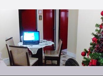 EasyQuarto BR - Dividir Ap, Manaus - R$ 350 Por mês