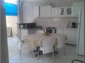 EasyQuarto BR - quartos a  100 metros Ibilce - Unesp , São José do Rio Preto - R$ 500 Por mês