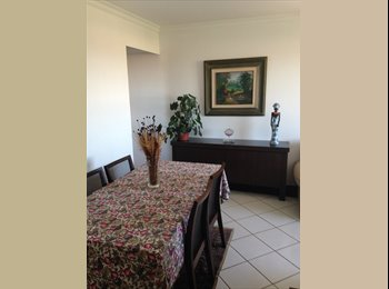 EasyQuarto BR - Quarto em apartamento mobiliado - Londrina, Londrina - R$ 580 Por mês