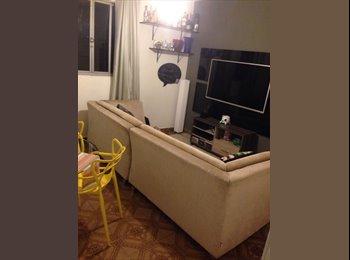 EasyQuarto BR - Quarto no metro Conceição  - Jabaquara, São Paulo capital - R$ 950 Por mês