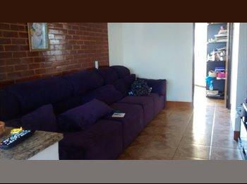 EasyQuarto BR - Alugo apto mobiliado - Taquara, Rio de Janeiro (Capital) - R$ 1.500 Por mês