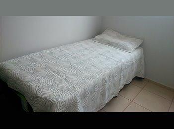 EasyQuarto BR - quarto mobiliado - Região Sul, Cuiabá - R$ 600 Por mês