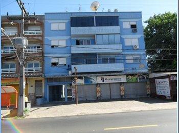 EasyQuarto BR - apartamento junto a estação Mathias Velho - Canoas, Vale dos Sinos - R$ 500 Por mês