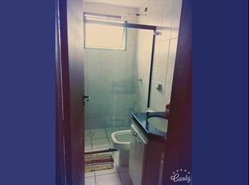 EasyQuarto BR - Divido apartamento - Setor Central, Uberlândia - R$ 500 Por mês