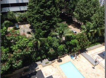 EasyQuarto BR - Apartamento no Morumbi ótima localização - Morumbi, São Paulo capital - R$ 1.000 Por mês